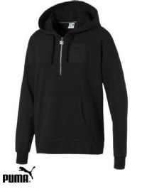 Men's Puma Archive Embossed Hoody (575677-01) (Option 1) x7: £15.95